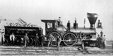 Locomotives And Rolling Stock The Canadian Encyclopedia