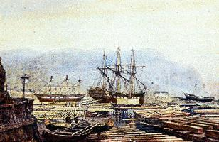timber trade history the canadian encyclopedia autos post